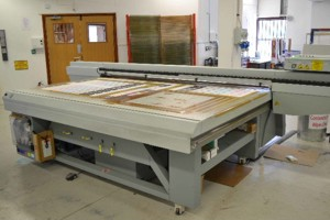 OCE Arizona 550GT Large Flatbed Printer