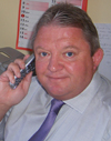 Graham Thompson deals with all enquiries and orders