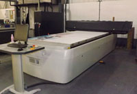 Inca Spyder 320 second hand wide format flatbed printer