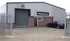 Matoria Offices and Warehouse