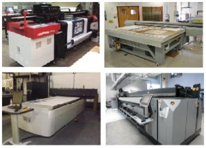 Used Wide Format Printers